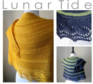 knitting pattern Lunar Tide Wild Prairie Knits