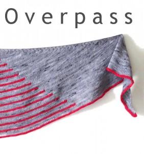 Overpass Shawl